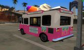 Car Town Ice Cream Truck texture for Mr.Whoopee