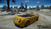 GTA V Cognoscenti Cabrio