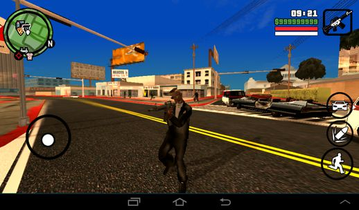 GTA IV Building Effect for Android