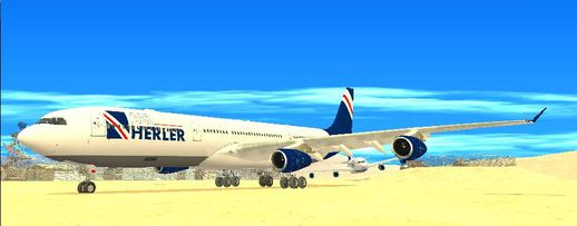 GTA V Airliners Pack