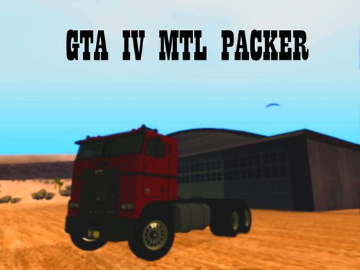 GTA IV Packer