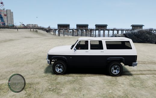 GTA V Rancher XL
