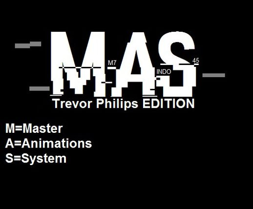 MAS - Trevor Philips Edition V1