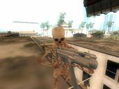 Skeleton from Sniper Elite v2