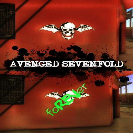 Avenged Sevenfold Tags