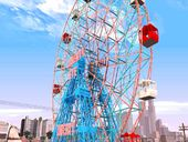 Ferris Wheel from GTA IV to GTA SA