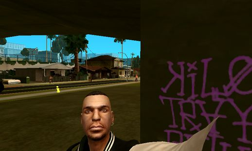 Luiz Lopez For GTA SA Mobile