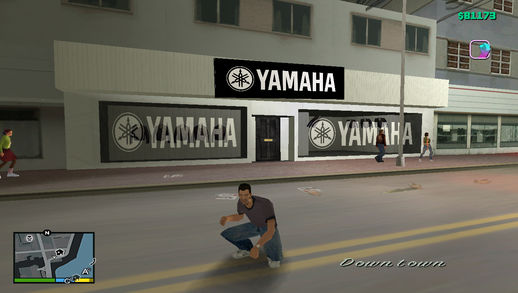 Yamaha Shop HD