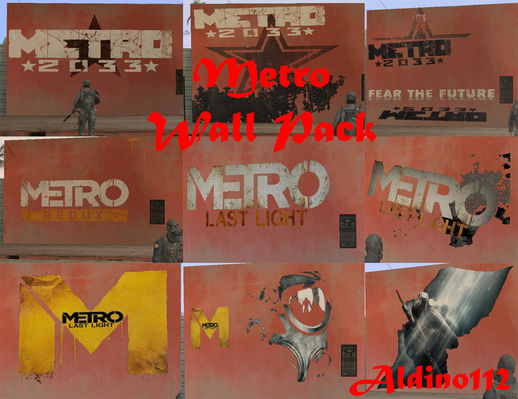 Metro Wall Pack