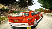2000 Mitsubishi Lancer Evo VI Rally Beta