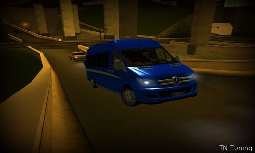 Mercedes Benz Sprinter Dolmus