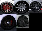 SSG Edit Rims Pack