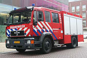 Dutch Firetruck Siren