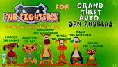 Fur Fighters: Playable Characters Pack