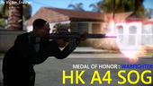 Medal Of Honor: Warfighter HK A4 SOG