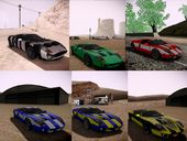 Ford GT 2006 Painting Pack [7052]