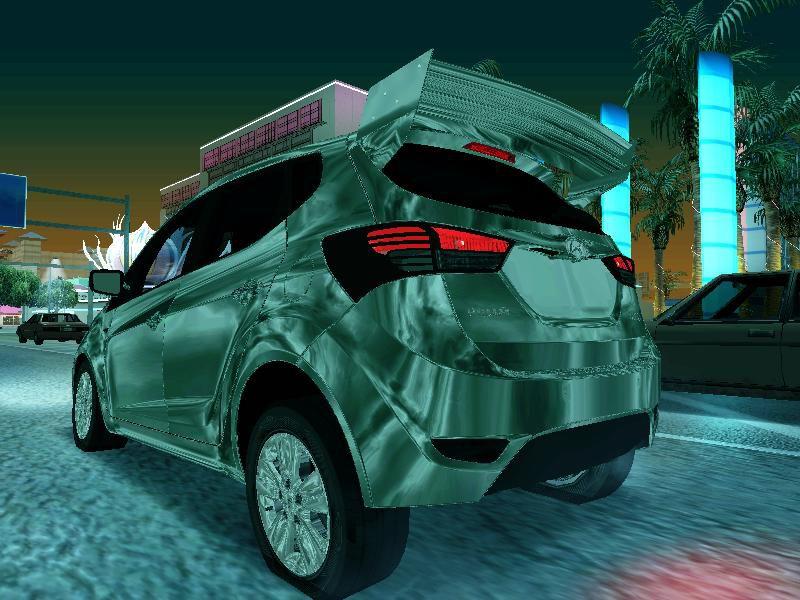 Gta San Andreas 2011 Hyundai Ix20 Mod Gtainside
