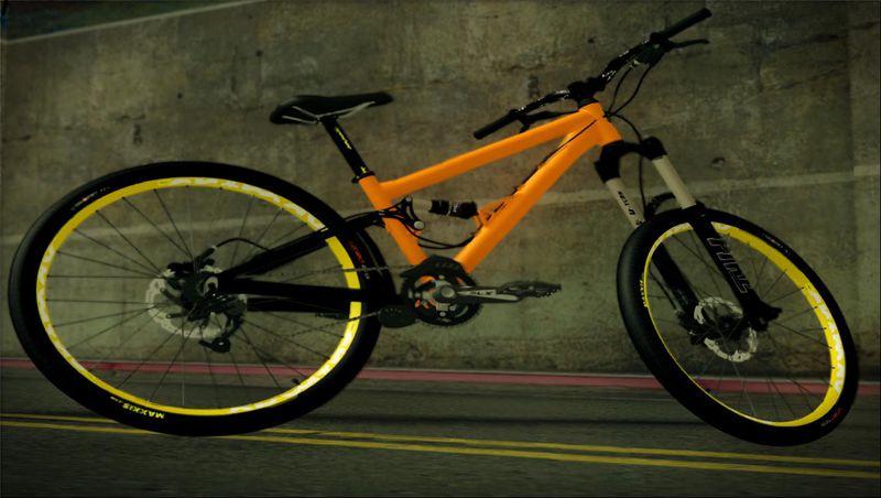 Gta San Andreas Banshee Rampant Mountain Bike Mod