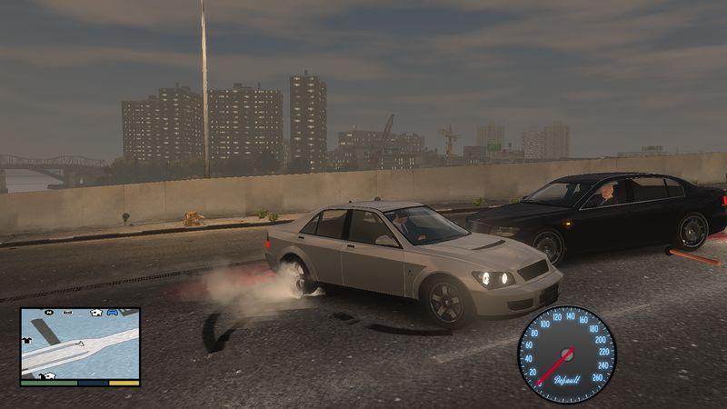 GTA 4 Better Handling Mod Mod - GTAinside com