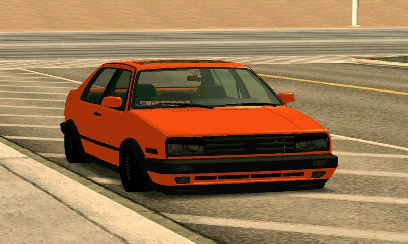 gta san andreas vw jetta mk2 tuning mod. Black Bedroom Furniture Sets. Home Design Ideas