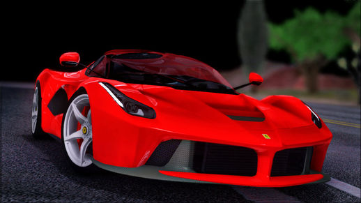 2014 Ferrari LaFerrari (F70) Remake Version