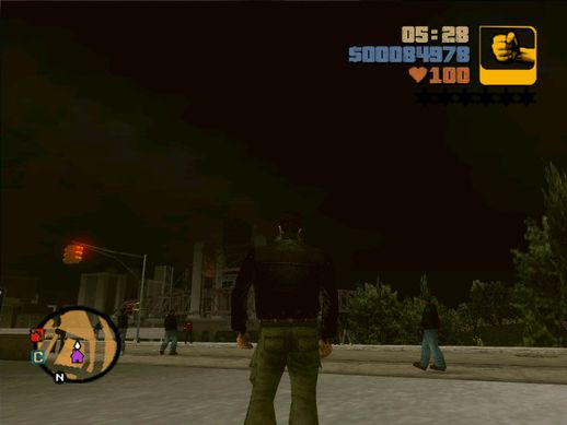 GTA 3 Midnight Mod
