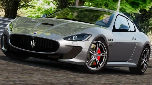 2014 Maserati GranTurismo MC Stradale Updated
