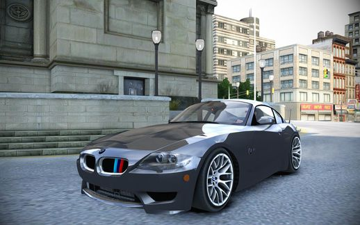 BMW Z4-M Coupe