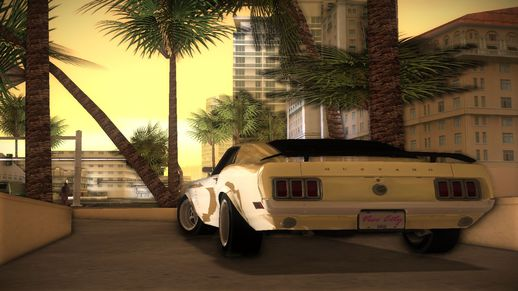 Ford Mustang 492 [MVL]