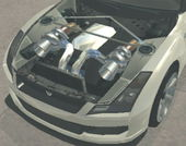 GTA V Elegy RH8 Twin-Turbo