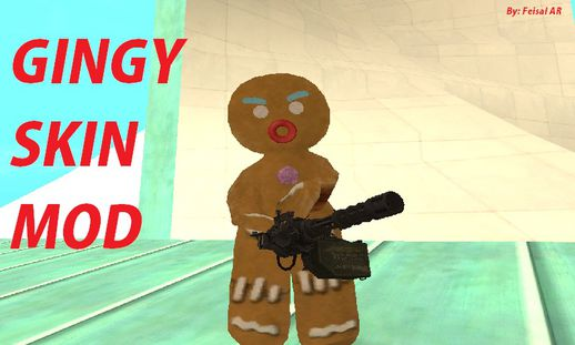 Gingy (Shrek: The Game)