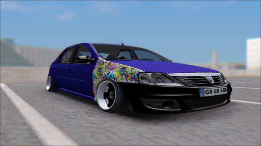 Dacia Logan Sedan Tuned