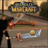 World of Warcraft: Ashbringer Sword