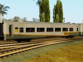 K1 Executive Traincar