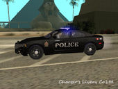Dodge Charger VicPD Police Vehicle v1.0