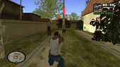 Kill some of your enemies attacked DYOM Mission