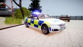 Central Motorway Police Group 2013 BMW 3 Series + Siren