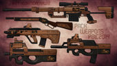 PointBlank Weapons PBIC2014