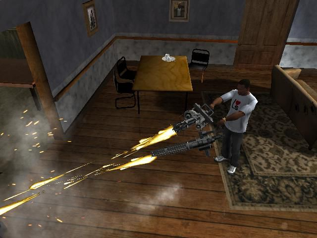 GTA San Andreas Double Guns or Dual Wield all Weapons Mod