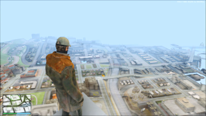 GTA San Andreas Camera Mode WatchDogs V0 1 Mod - GTAinside com