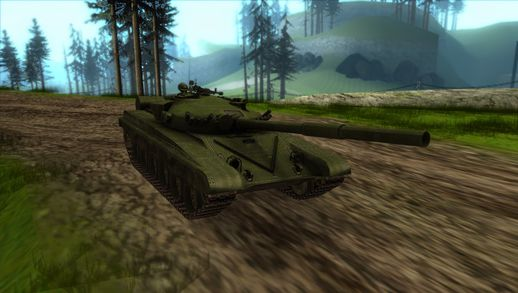 Т-72 from ArmA:Armed Assault