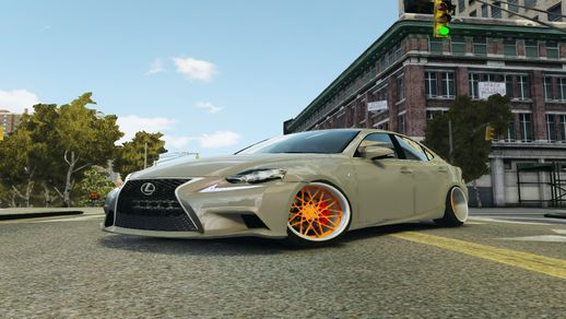 Lexus IS350 Fsport Emre AKIN Edition