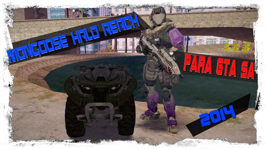 Mongoose Halo Reach