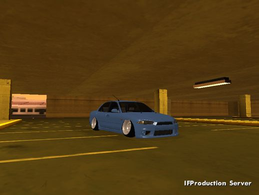 Proton Wira Slammed My Version Of Oldschool