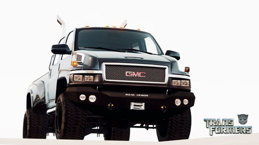 GMC Topkick C4500 [Iron hide]