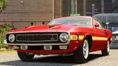 1969 Shelby GT500 428CJ CobraJet