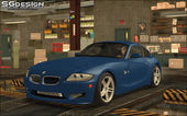 2008 BMW Z4M Coupe - Stock