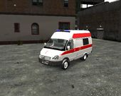 GAZelle Ambulance