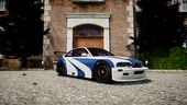 BMW M3 GTR (with MW paintjob)