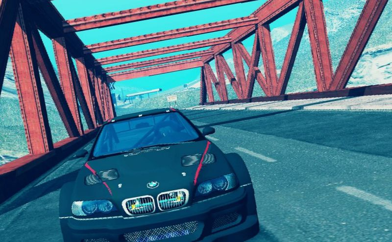 Bmw M3 Gtr From Nfsmw Android Engine Sound